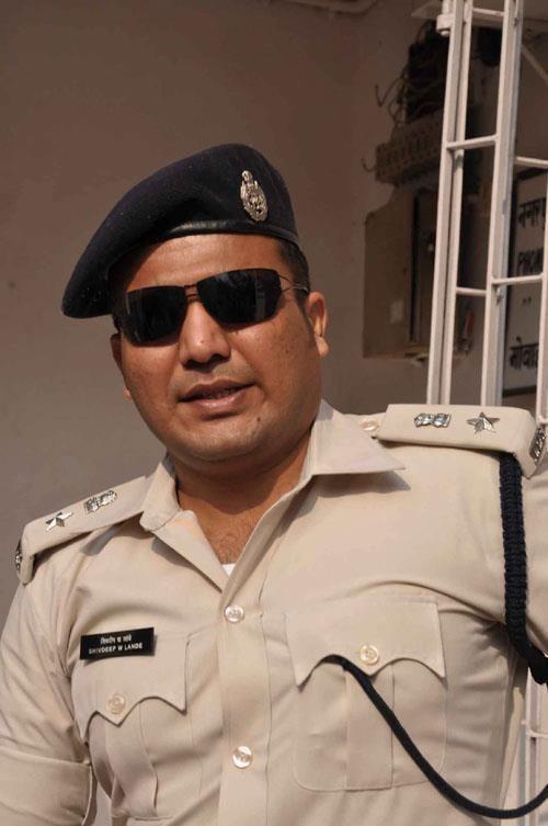 Shivdeep Lande Shivdeep Lande cracks NREGA scam in Araria Biharprabha News