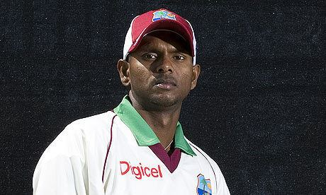 Shivnarine Chanderpaul (Cricketer) in the past