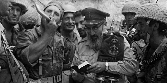 Shlomo Goren Great Torah Sage and General Rabbi Shlomo Goren Israel News