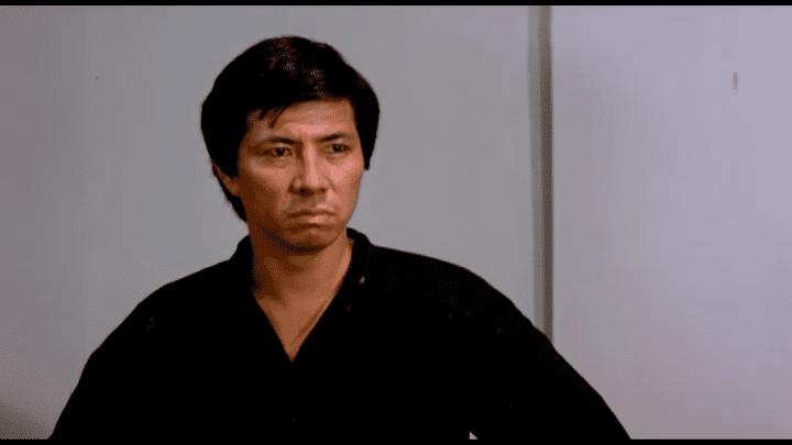 Sho Kosugi MasterOfGore39s video Shelve Sho Kosugi39s Cannon Ninja trilogy