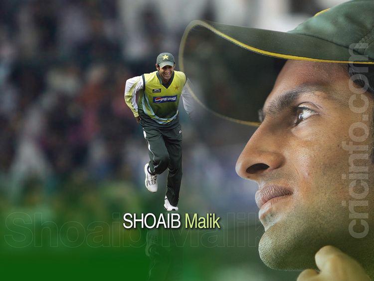 Shoaib Malik All rounder cricketer from Pakistan Cricket Stars