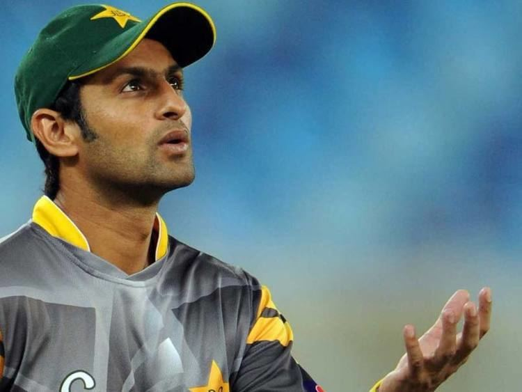 Trophy 2017 Shoaib Malik Faces Twitter Backlash For Referring to