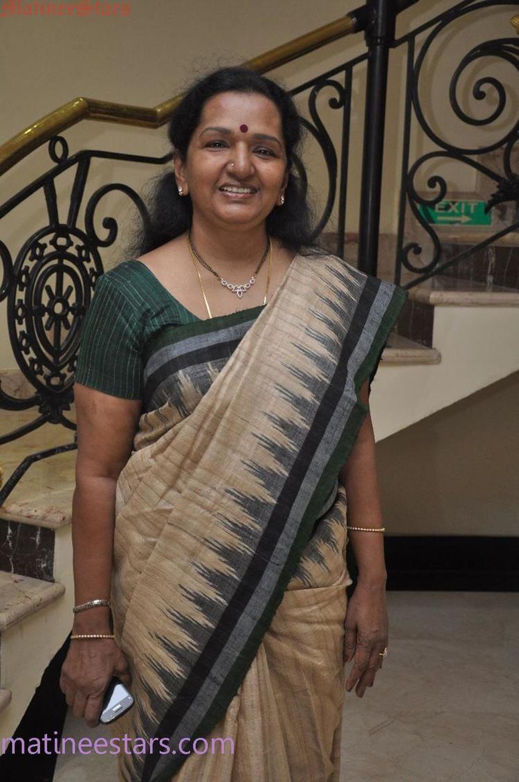 Shoba Chandrasekhar - Alchetron, The Free Social Encyclopedia