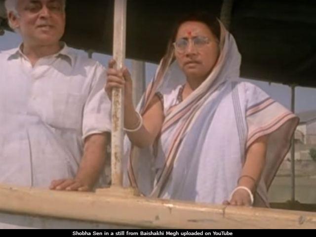 Shobha Sen Sen Actress And Theatre Veteran Dies At 93