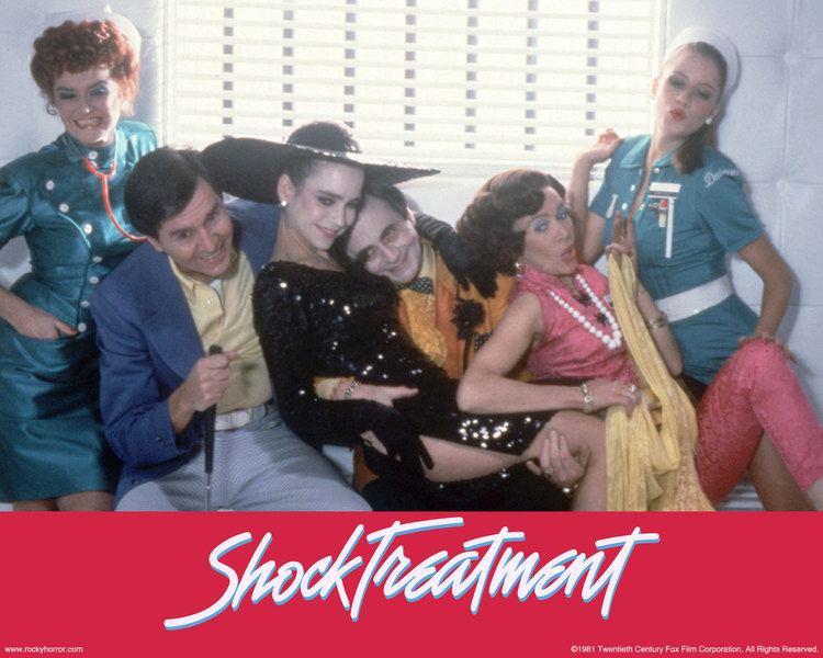 Shock Treatment (1995 film) TRHPS Official Fan Site Shock Treatment Downloads
