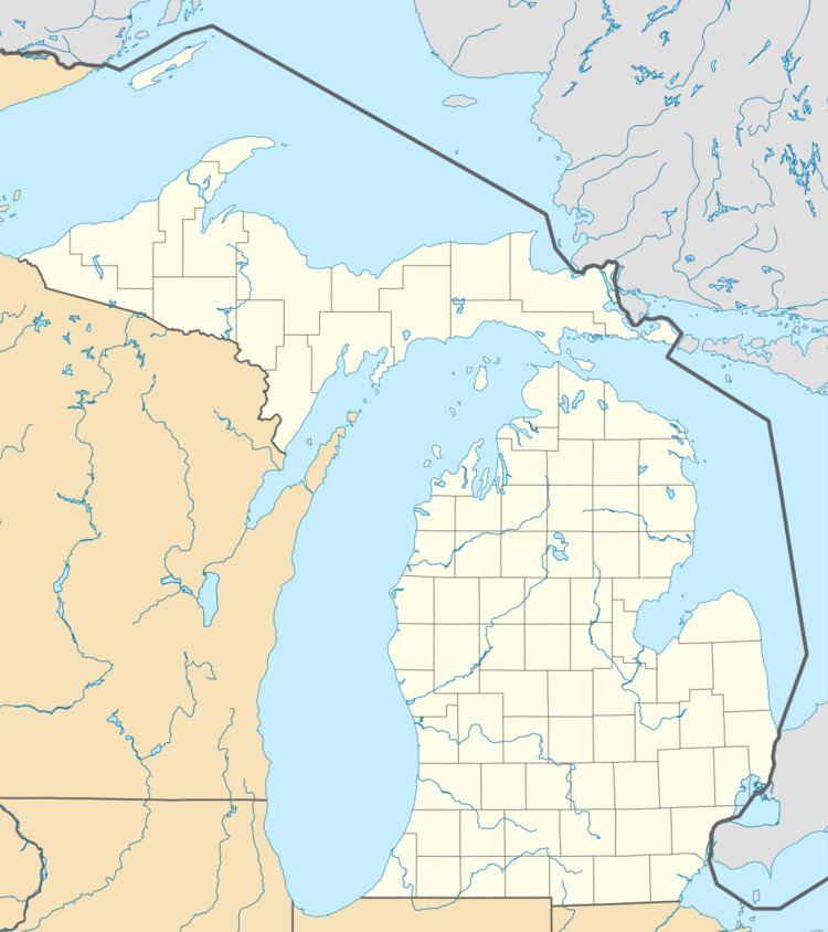 Shoe Island (Lake Michigan)