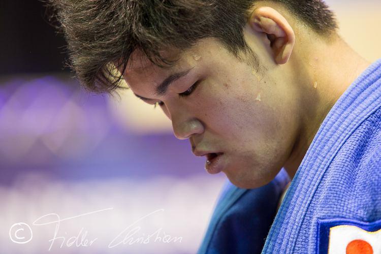 Shohei Ono wwwjudoinsidecomphotoshans2015GrandPrixDus