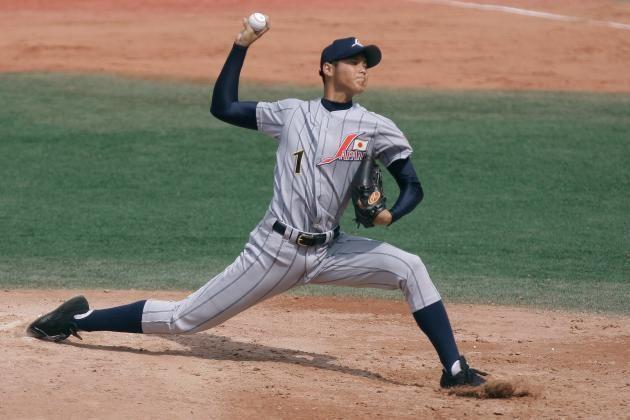 Shohei Otani Introducing Shohei Otani Baseball39s New International