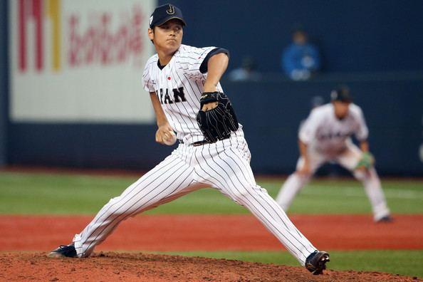 Shohei Otani Shohei Otani Photos Samurai Japan v MLB All Stars Zimbio