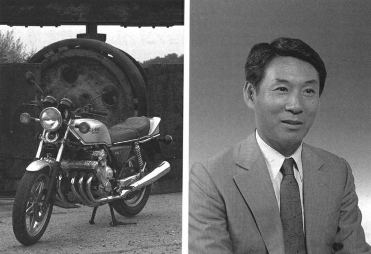 Shoichiro Irimajiri Sechszylinder CBX Sei Z1300