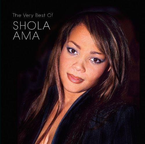 Shola Ama The Very Best of Shola Ama Shola Ama Songs Reviews Credits
