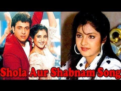 Shola Aur Shabnam All Songs Collection Govinda Divya Bharati