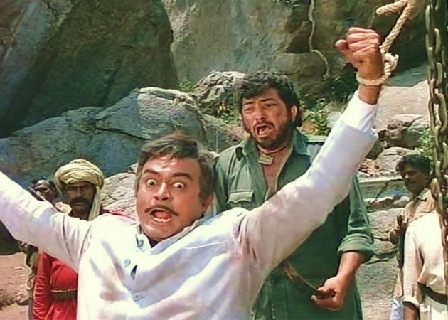 Sholay Indian cinema100 10 things you didnt know about Sholay NDTV Movies