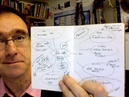 Shoo Rayner Sketchbooks Shoo Rayner Children39s Author amp Illustrator