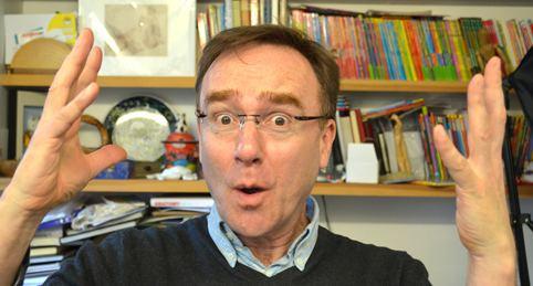 Shoo Rayner Shoo Rayner on YouTube Shoo Rayner Children39s Author