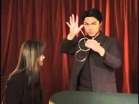 Shoot Ogawa NINJA RINGS by Shoot Ogawa MAGICAMAIS YouTube