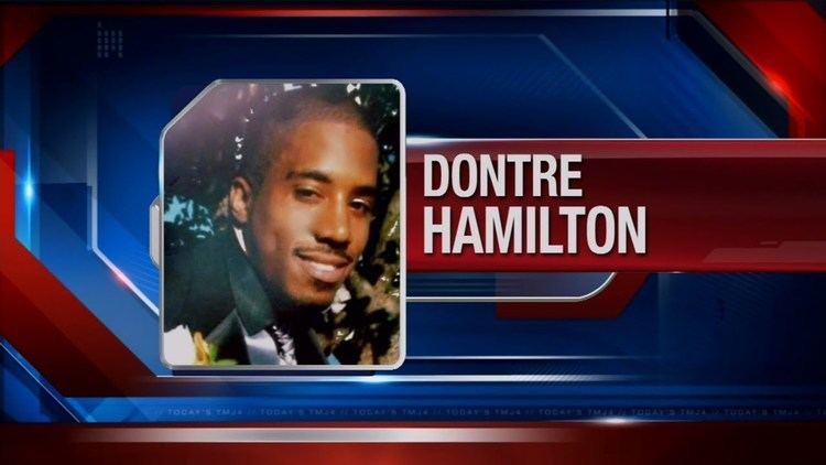 Shooting of Dontre Hamilton Milwaukee Police Department fires officer who shot killed Dontre