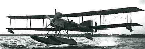 Short Type 184 Image Aircraft Model BR Short Type 184