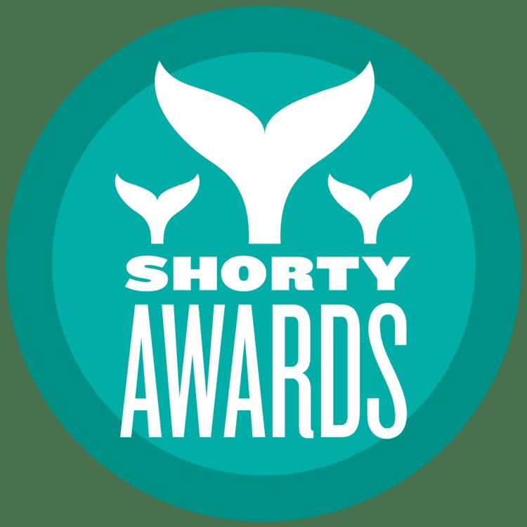 Shorty Awards httpslh3googleusercontentcomu8rwbAvmdfYAAA