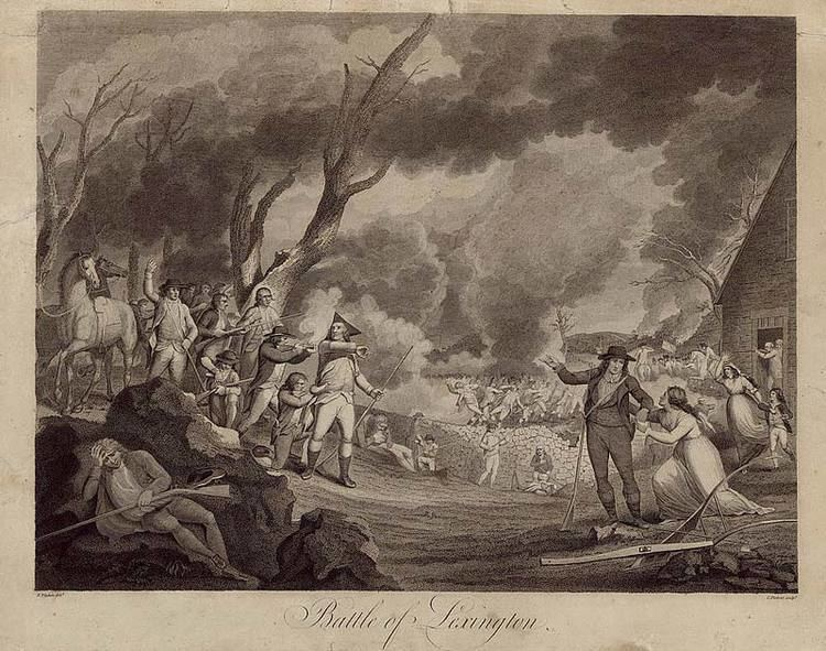 Shot heard round the world Shot Heard Round The World Start of American Revolution 1775
