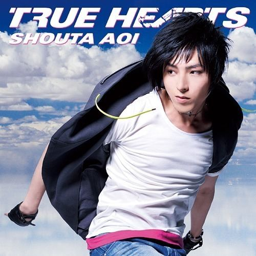 Shouta Aoi CDJapan TRUE HEARTS Regular Edition Shota Aoi Shouta