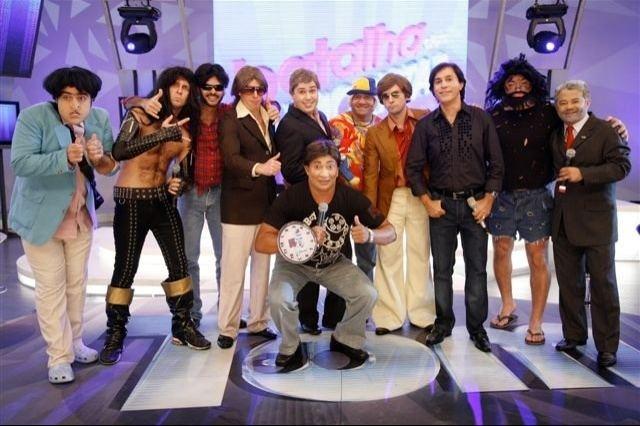 Show do Tom Fez Histria quotShow do Tomquot TV Foco