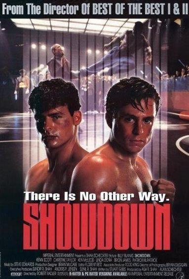 Showdown (1993 film) Chopsticks On Fire Showdown 1993