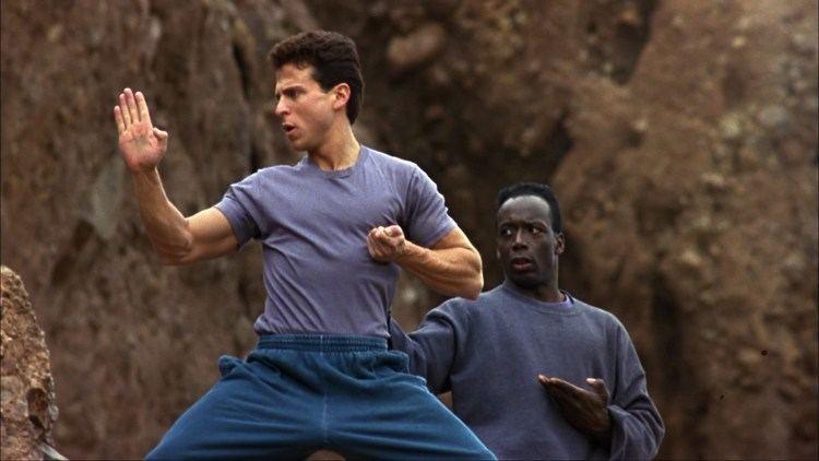 Showdown (1993 film) Showdown 1993 Action Movie Billy Blanks Kenn Scott Christine