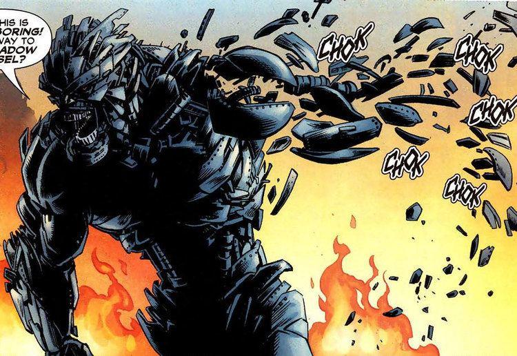 Shrapnel (DC Comics) Shrapnel Character Comic Vine