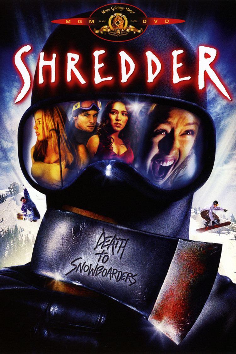 Shredder (film) wwwgstaticcomtvthumbdvdboxart80791p80791d