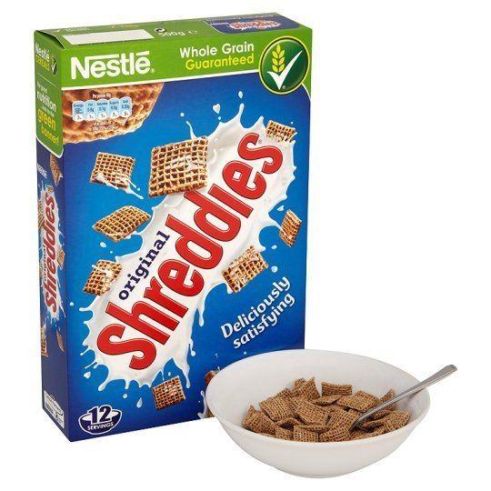 Shreddies Shreddies with Max Protein Susan Hart Nutrition CoachSusan Hart