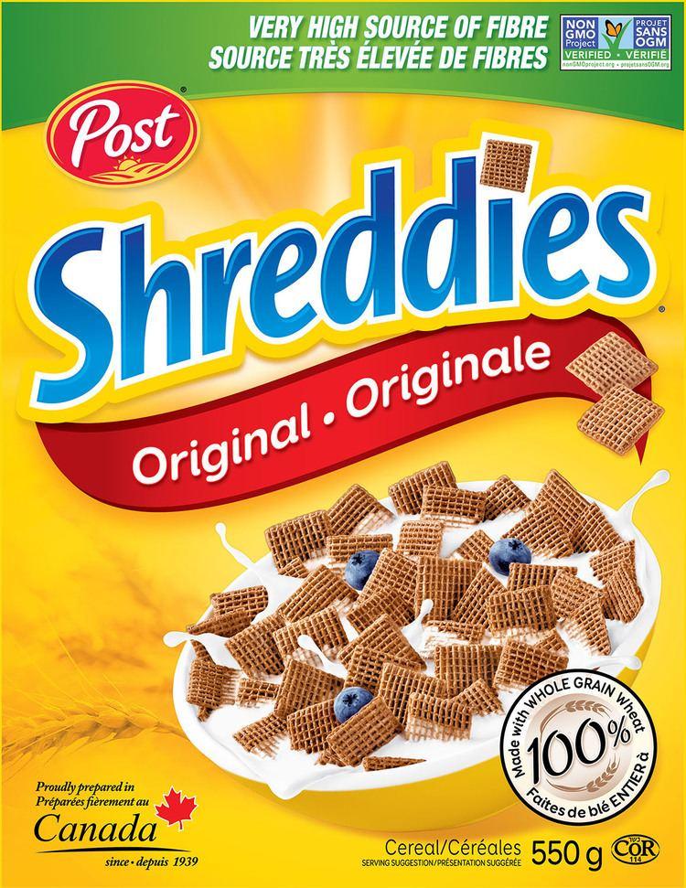 Shreddies Our Brands Post Consumer Brands Canada