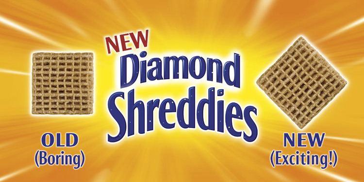 Shreddies Diamond Shreddies Meanwhile