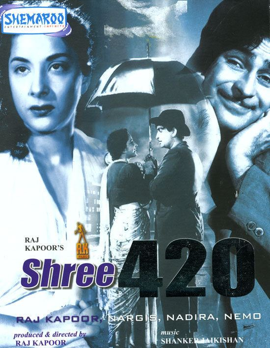Shree 420 1955 Mp3 Songs Bollywood Music