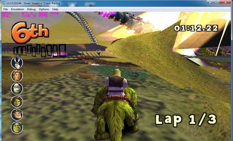 Shrek Smash n' Crash Racing Shrek Smash n39 Crash Racing