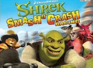 Shrek Smash n' Crash Racing Shrek Smash n39 Crash Racing PS2