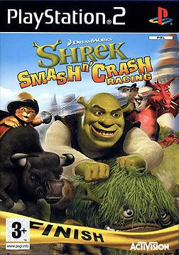 Shrek Smash n' Crash Racing Shrek Smash n39 Crash Racing Wikipedia
