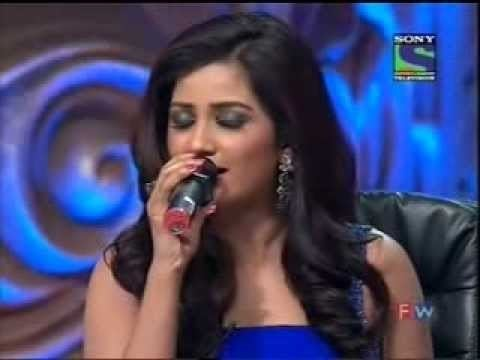 Shreya Ghoshal Melody Queen Shreya Ghoshal Sun Raha Hai Live YouTube