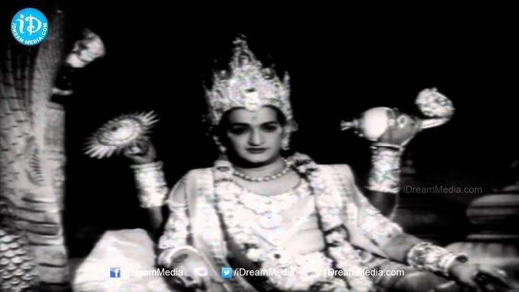 Shri Krishnavataram Sri Krishnavataram Movie NTR Devika Sobhan Babu Introduction