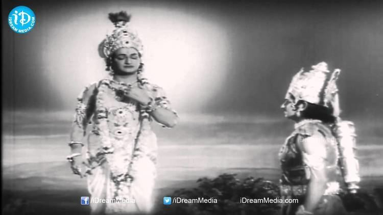 Shri Krishnavataram Sri Krishnavataram Movie NTR Rama Krishna Best Scene YouTube