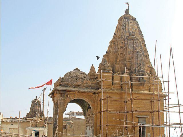 Shri Varun Dev Mandir httpsctribunecompk201211465899mandir135
