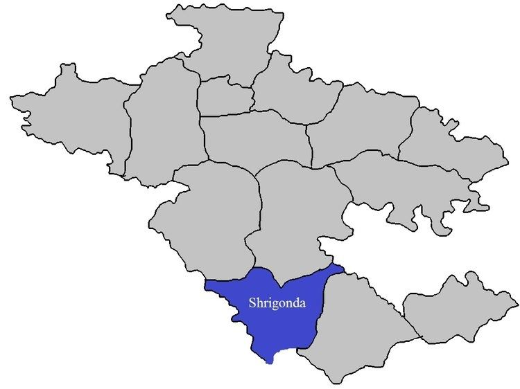 Shrigonda in the past, History of Shrigonda