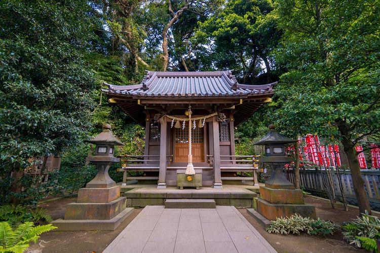 Shrine The humble little shrine The Marke39s World
