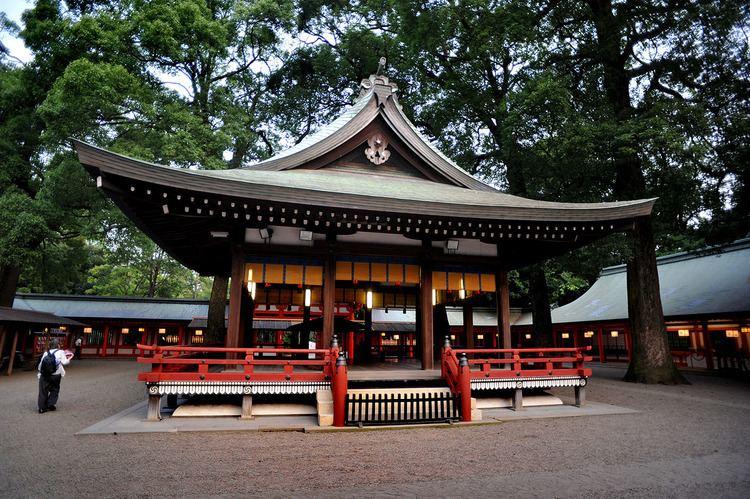 Shrine Omiya Hikawa Shrine Tokyobling39s Blog