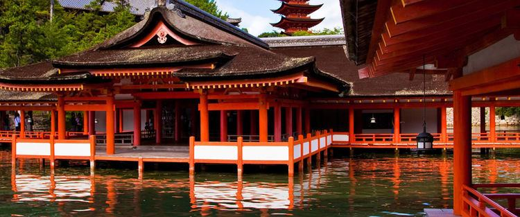 Shrine Itsukushima Shrine Things To Do Visit Hiroshima