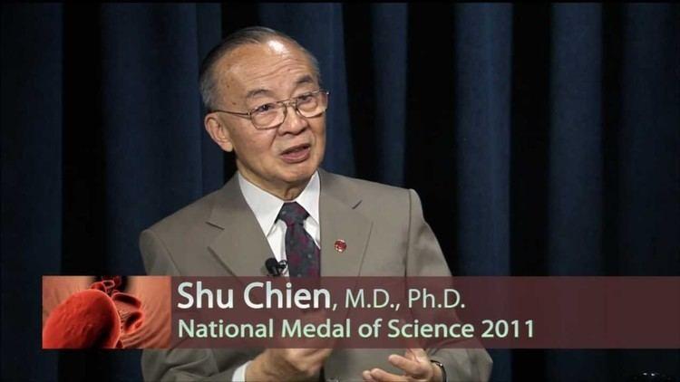 Shu Chien White House Awards UC San Diego Bioengineering Professor