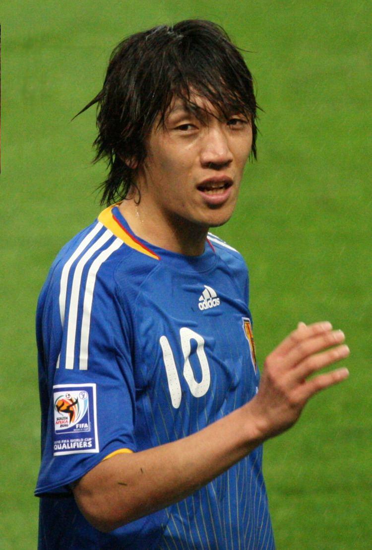 Shunsuke Nakamura Shunsuke Nakamura Wikipedia the free encyclopedia