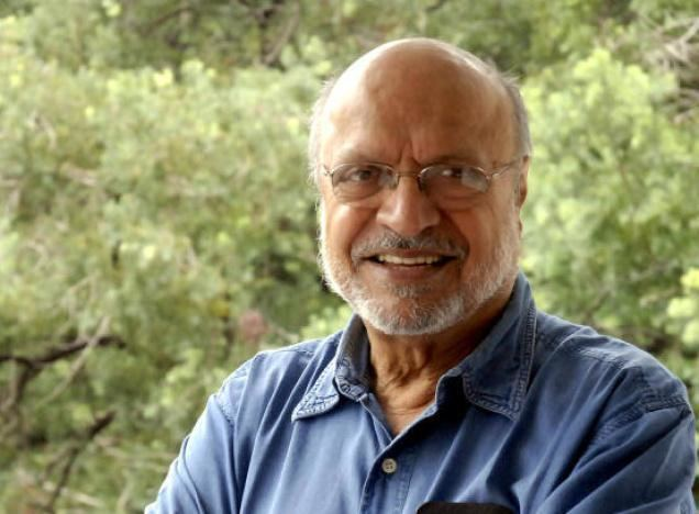 Shyam Benegal shyam benegal Because one can not stop to exist