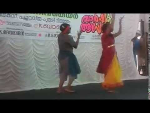 Shyamala Chechi Dance By Shyamala chechi Sundari chechi Marad YouTube