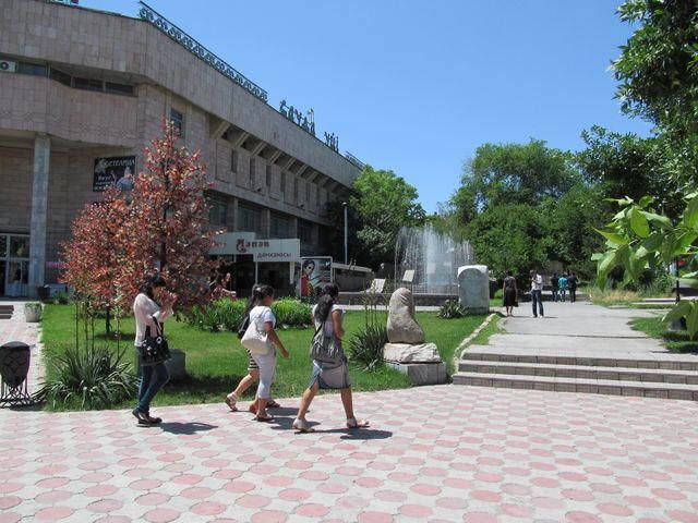 Shymkent Culture of Shymkent